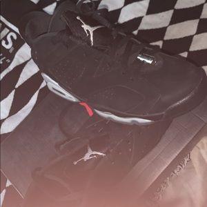 Jordan 6s Chromes size 11.5